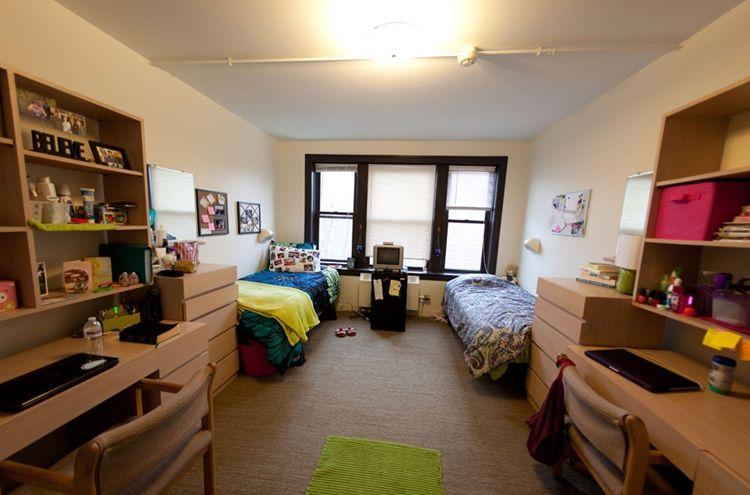 Kết quả hình ảnh cho University Park dormitory student