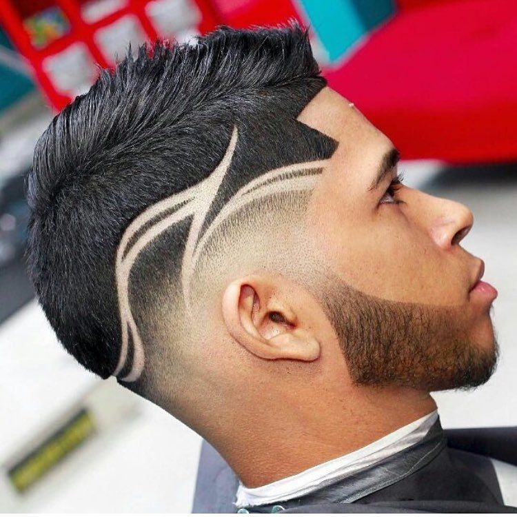 9 Coolest Haircut Designs For Guys In 2018 Pinterest Haircut