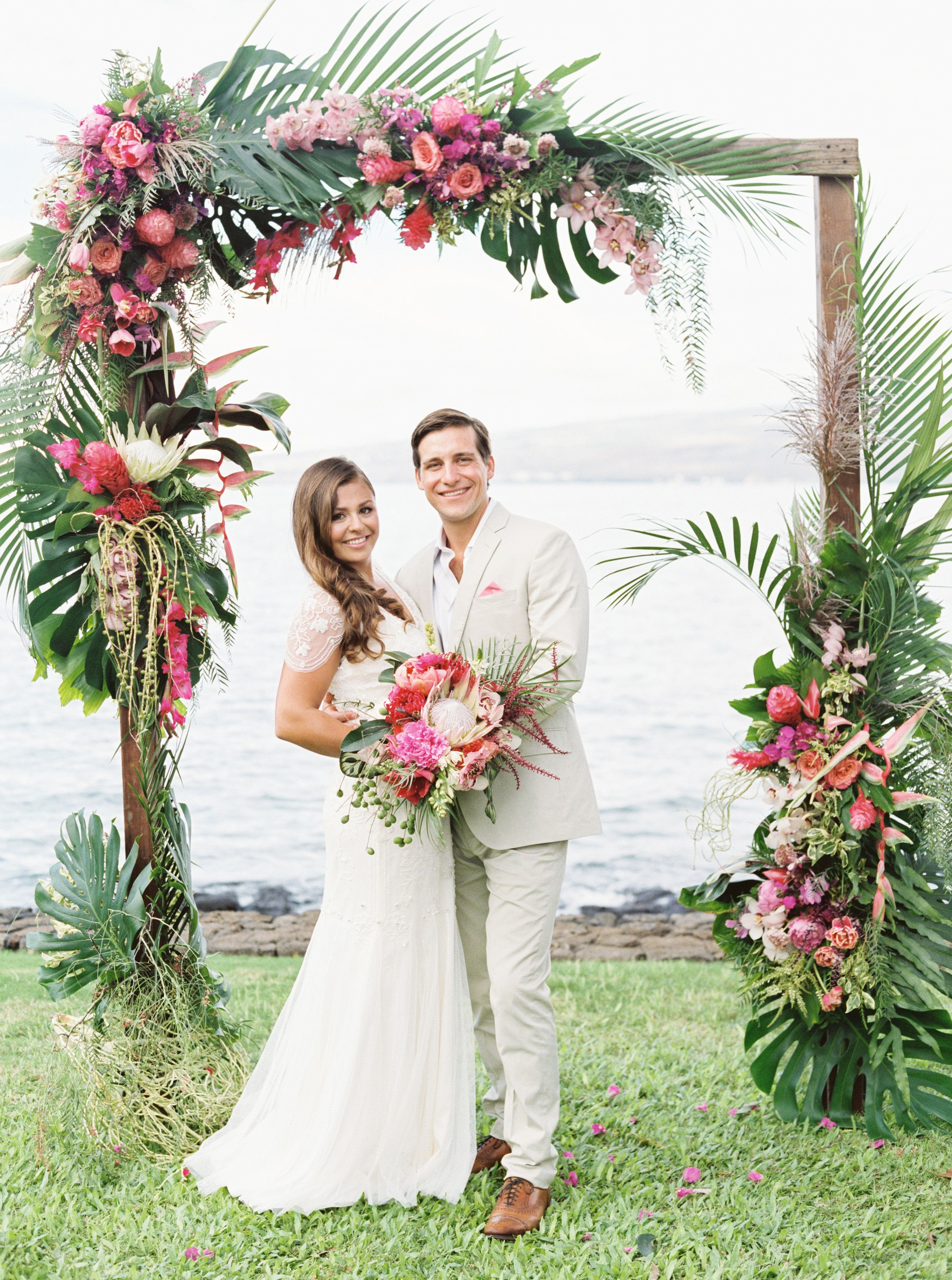 Tropical Wedding Ideas That Will Transform Your Big Day