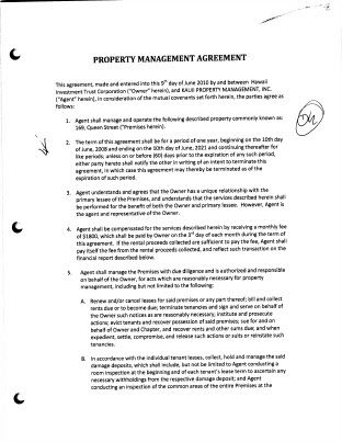 SCANNED PDF, ACROBAT PDF  EDITING, CLEAN-UP How to Erase and - management agreement