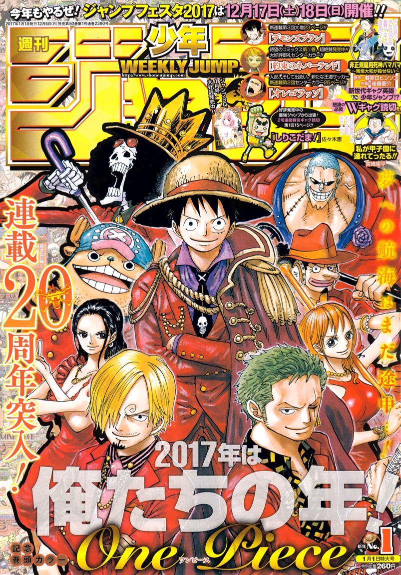 one piece 848 - manga stream   covers   pinterest   one piece, manga