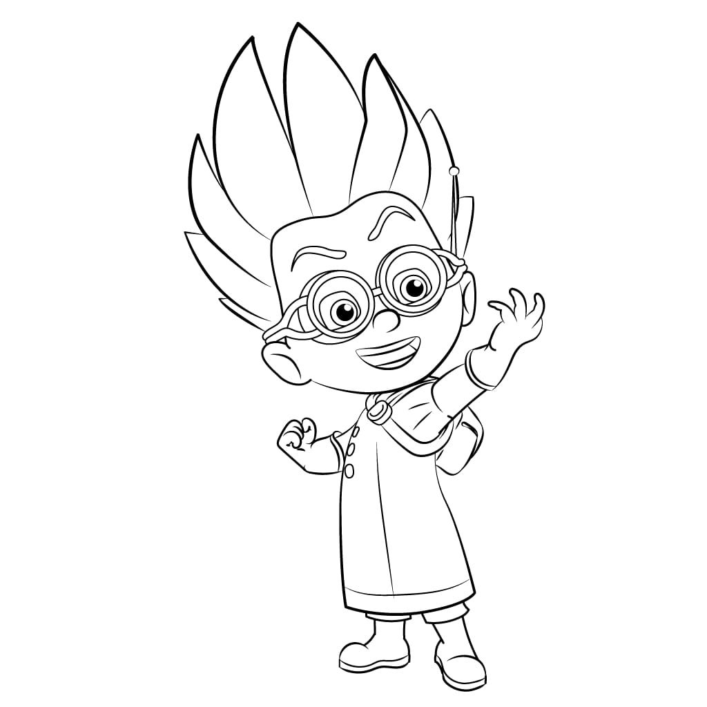 Pj Masks Coloring Pages Pj Masks Coloring Pages Coloring Pages