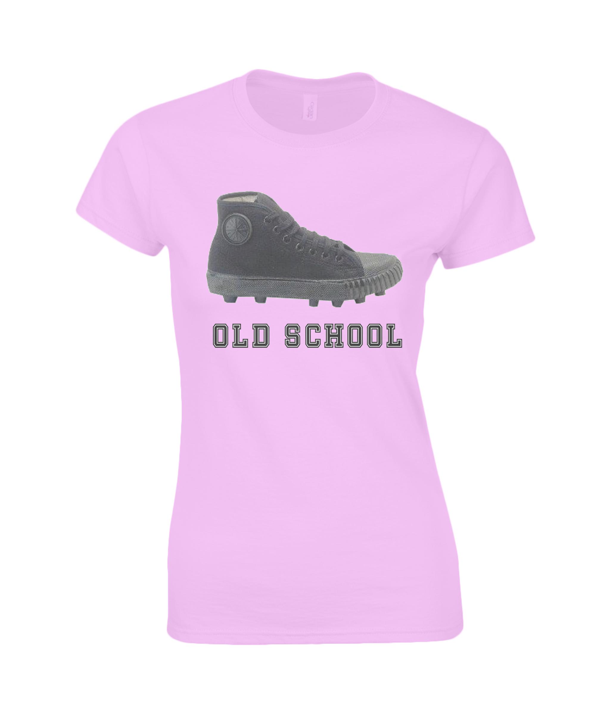 e7edeaf25 Old School Ladies Field Hockey T-Shirt Perfect field hockey clothing ...
