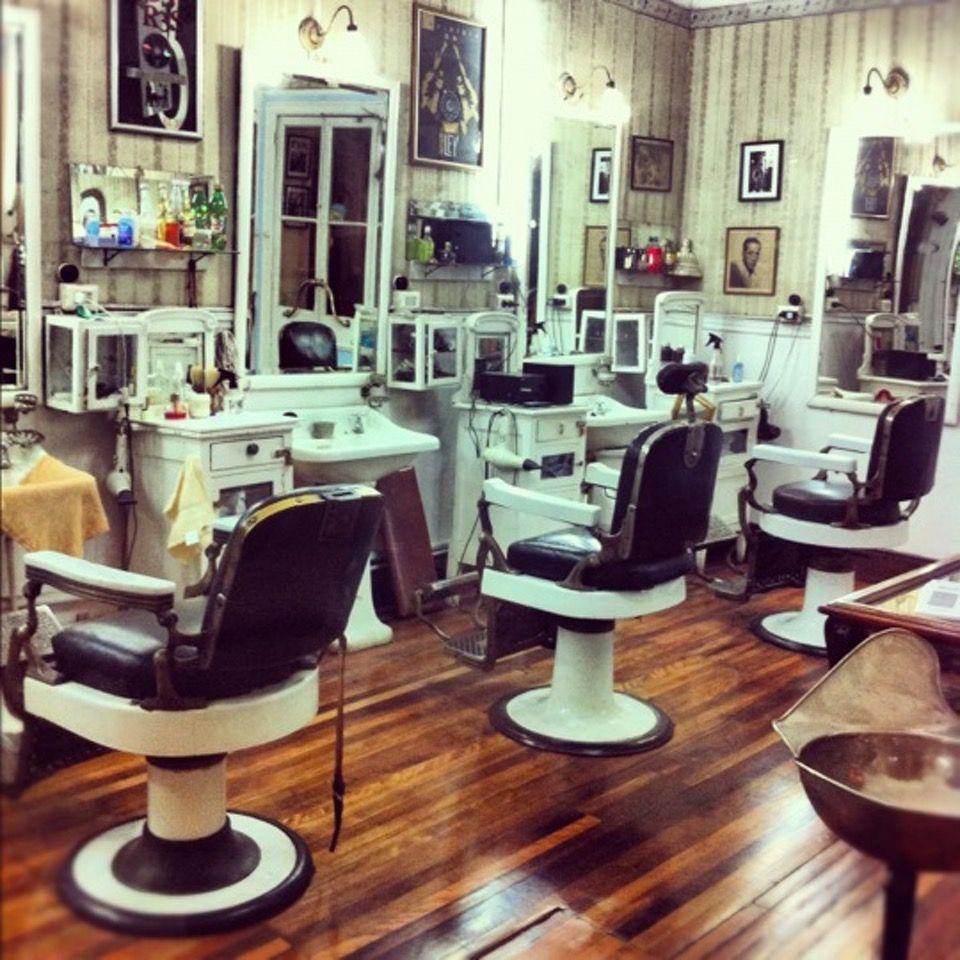 Peluquería Francesa, Salon / Barbershop, Yungay, Santiago