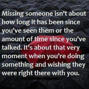 Missing You Quotes For Her 35 I Miss You Quotes For Her  Girlfriend Quotes