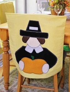 Craft Ideas Projects Details Pilgrim Chair Covers Christmas Chair Covers Chair Covers Christmas Chair