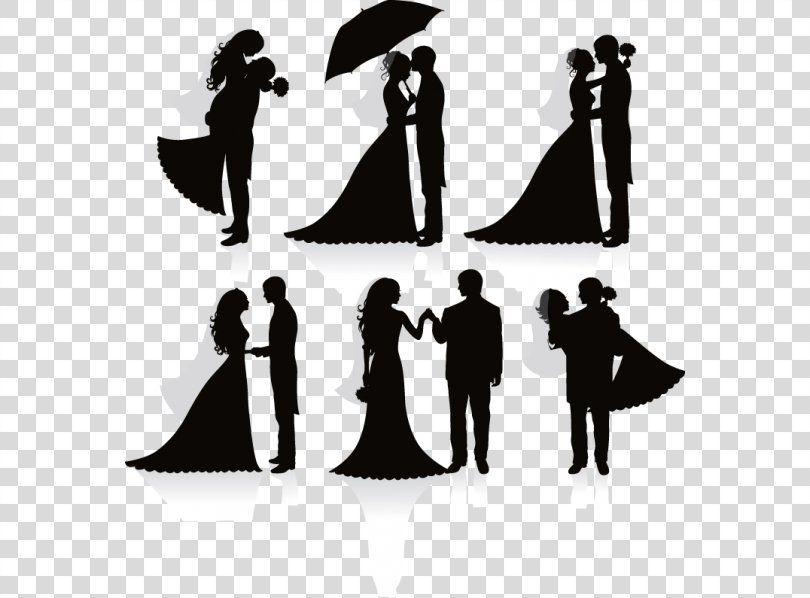 Wedding Invitation Bridegroom Clip Art Wedding Png Wedding Invitation Black And White Bride Bridegroom D Clip Art Wedding Invitations Wedding Silhouette
