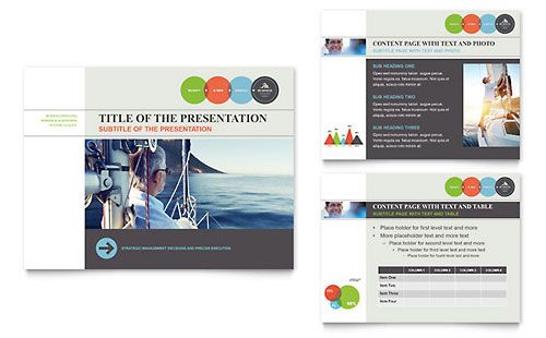 Business Analyst - PowerPoint Presentation Template Presentation - powerpoint presentation