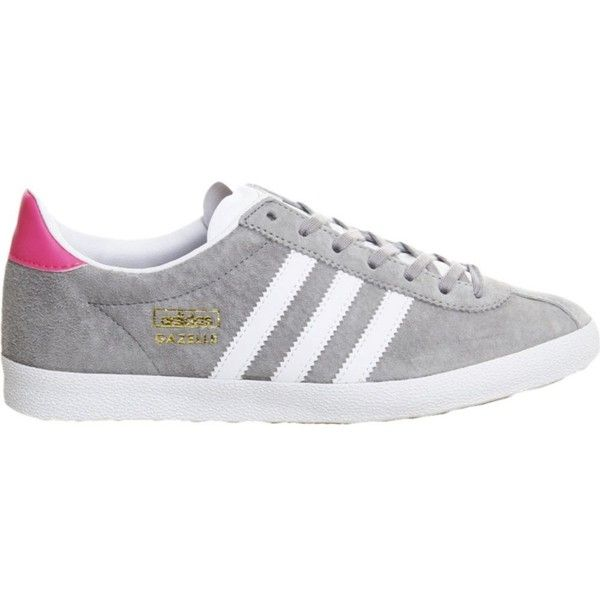Adidas Gazelle Og Grey Pink