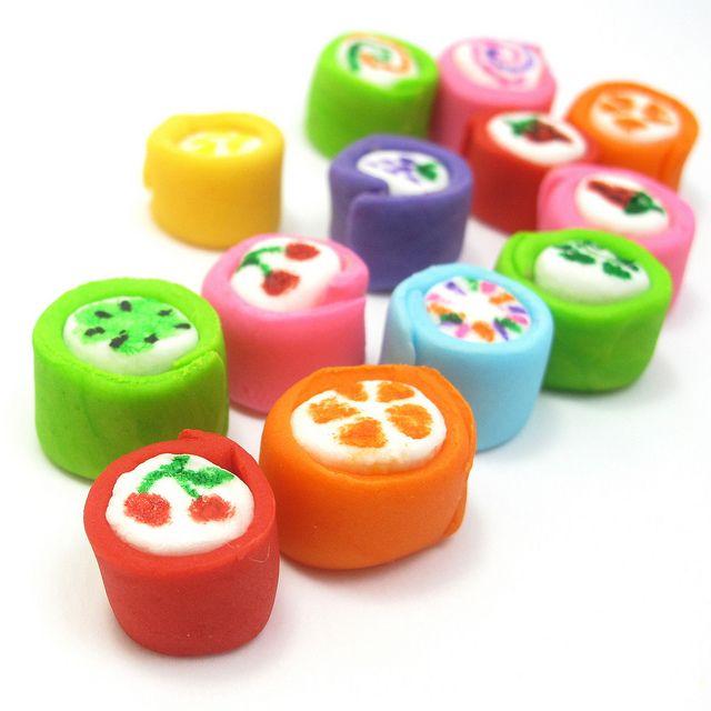 Japanese Candy Marshmallows 5 Japanese Candy Mini Marshmallows Edible Crafts