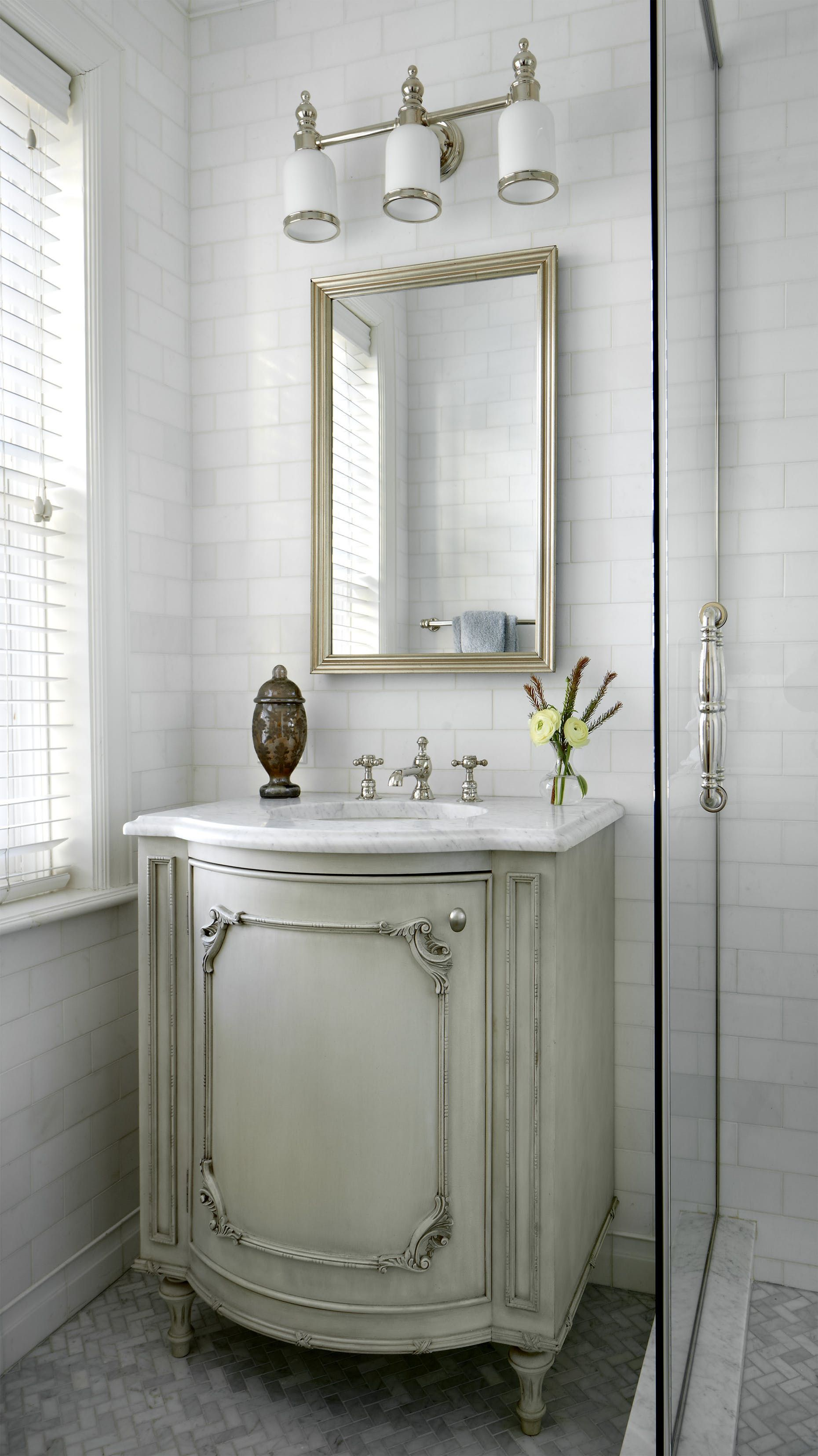 gold coast chicago modern master bathroom renovation. gold coast ...