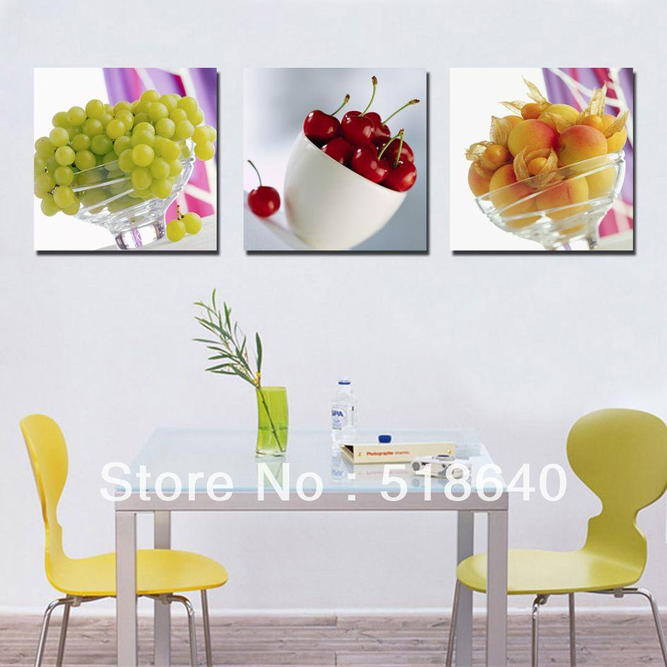 Cuadros de frutas para cocinas buscar con google - Cuadros para cocina modernos ...