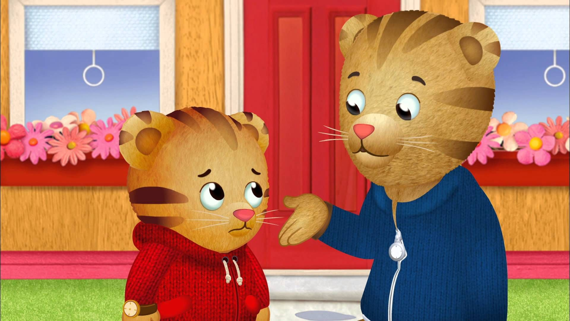 Daniel Tiger S Neighborhood Friends And Feelings Daniel S Day Of