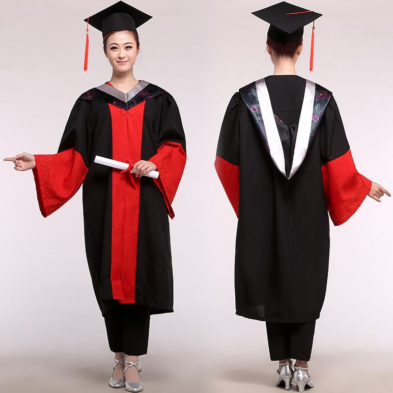 Cheap graduation clothing, Buy Quality academic gown directly from ...