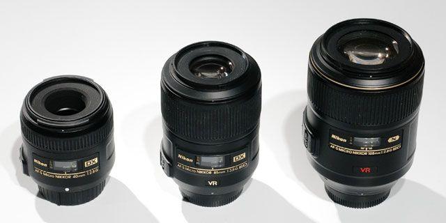 Nikon 40mm Vs 85mm Vs 105mm Macro Micro Lens Comparison Cameralabs Nikon Landscape Photography Tutorial Lens