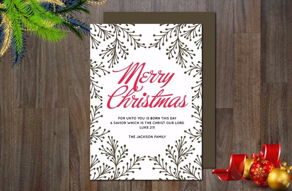 Card Templates For Word Endearing 25 Printable Holiday Card Templates  Wordpsdaiindesignpdfeps .