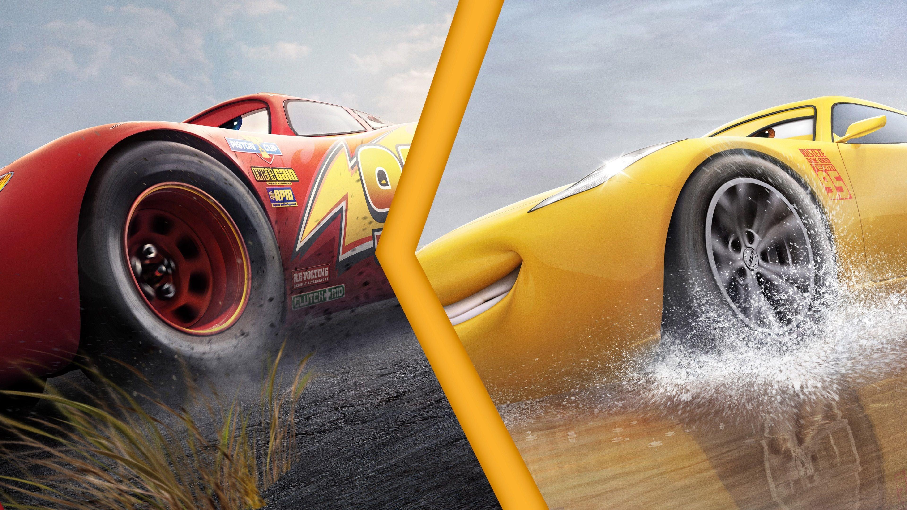 3840x2160 Cars 3 4k Wallpapers For Mac Desktop Cars Movie Toy Car Wallpaper