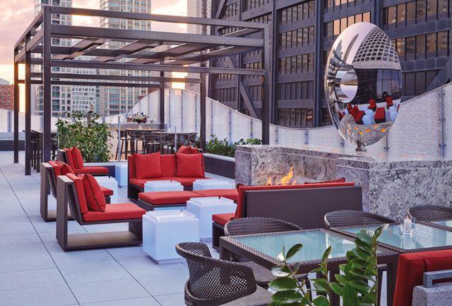 Worldu0027s Best Rooftop Bar | THE Dec, Chicago, Illinois