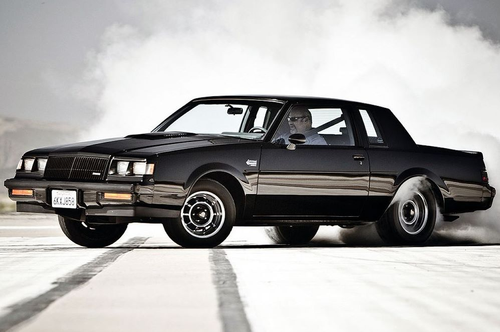 Classic Car Cultist: Buick Grand National GNX Photo 5 | Cars ...