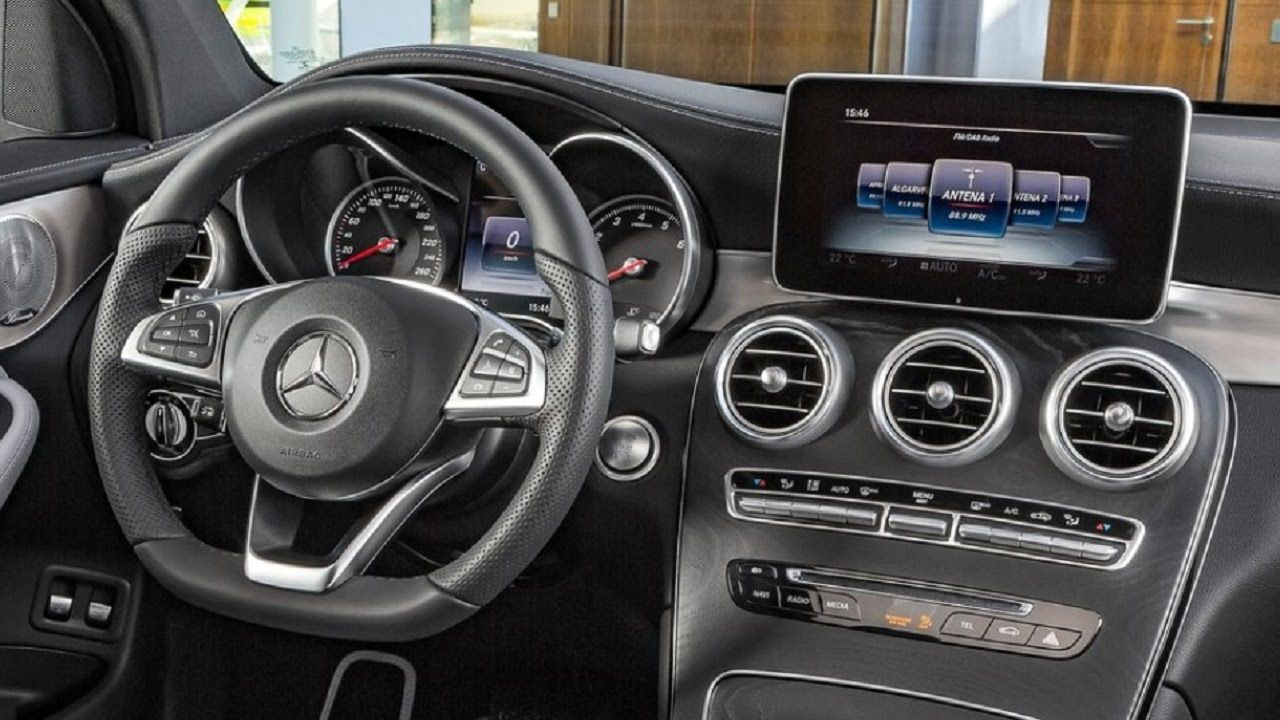 2017 Mercedes Benz Glc 250 D 4matic Interior With Images