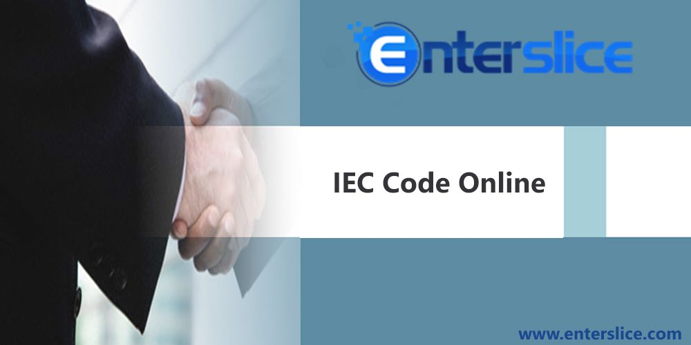 Iec Code Online Application Fees