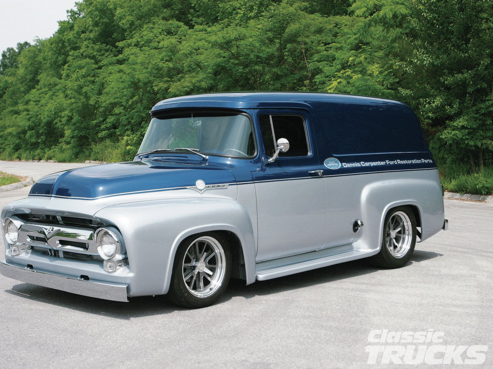 1956 ford f100 1956 ford f100 panel truck