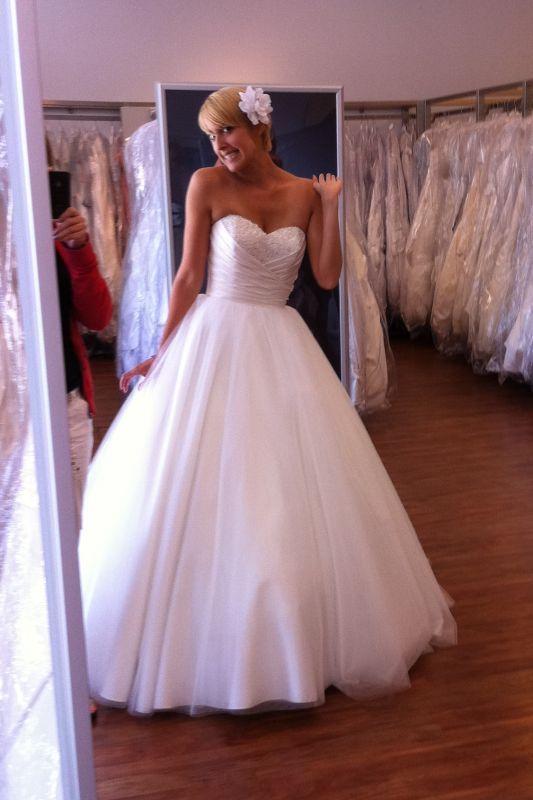 Cinderella Dress 2012