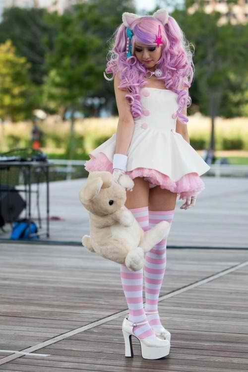 Petticoat Punishment Abjane Kawaii Stunning Dresses In