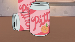 "We should totally have some ""pitt"" cola"