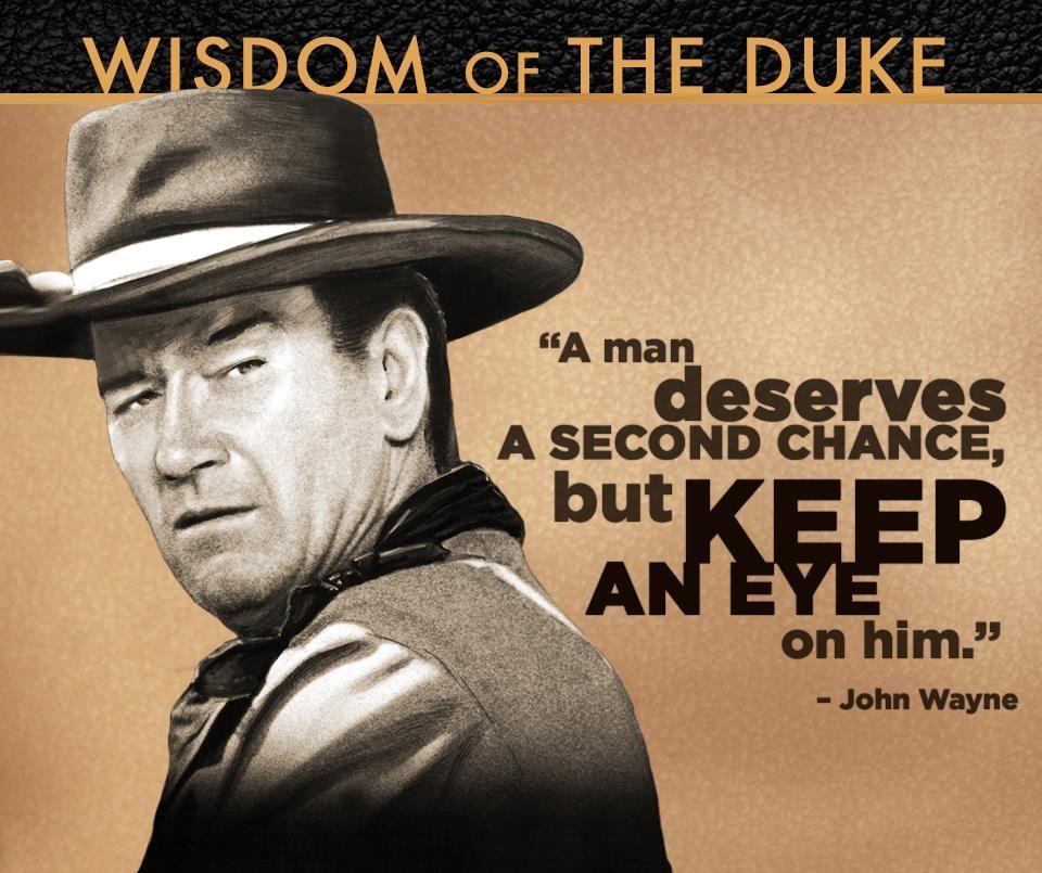 John Wayne Quote John Wayne 1 Of 2 John Wayne Quotes John Wayne