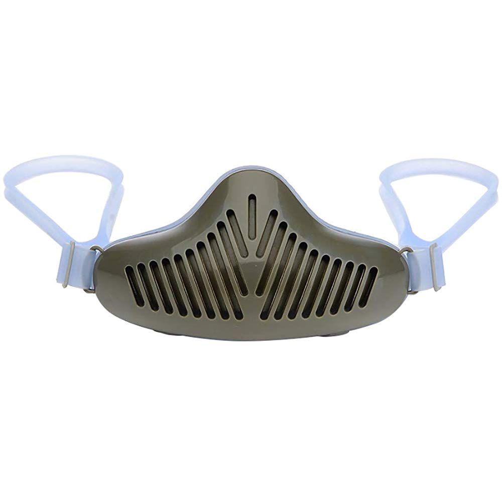 Yuppie Tone Staubschutzmaske Mundschutz Schutzmaske Waschbar Anti