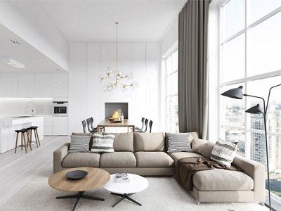 Disposizione Soggiorno ~ Soggiorni moderni u idee e stile per il soggiorno ideale