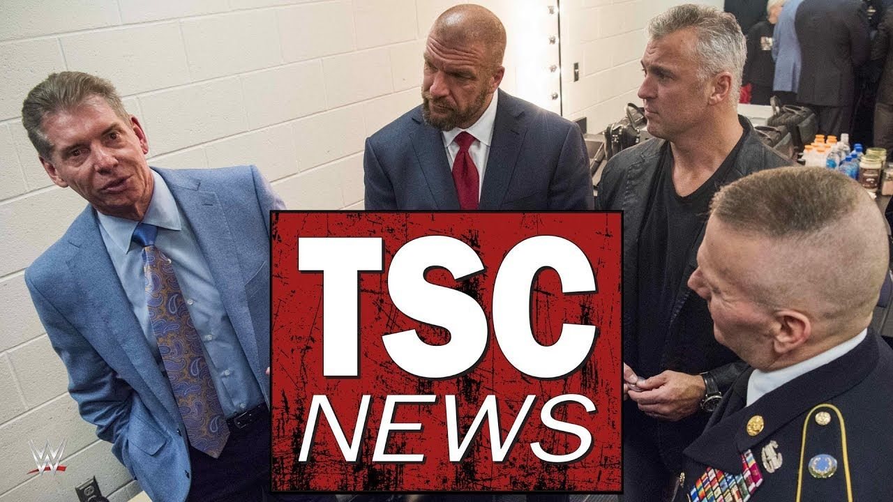 WWE 2018 Fourth Quarter Results with VinceMcMahon TSC