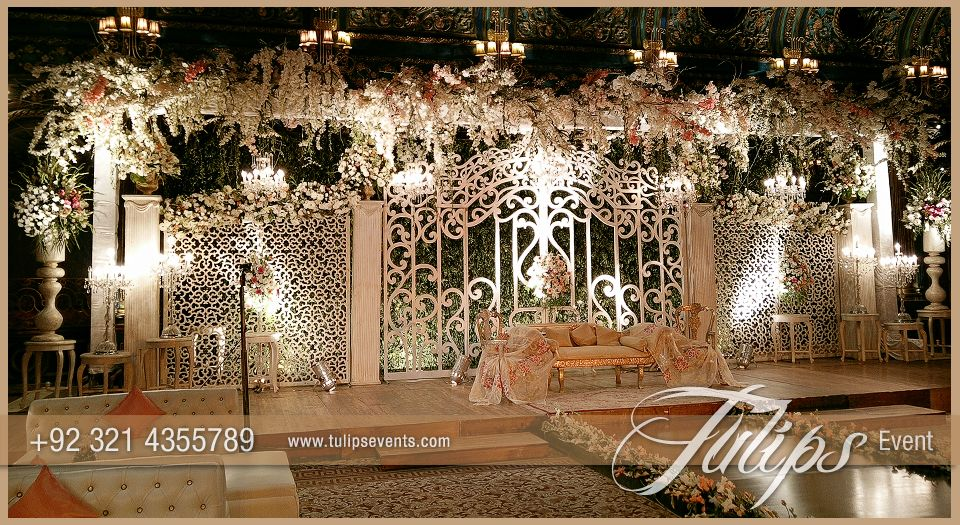 Fairy Wedding Gate Stage Gate Stage And Weddings