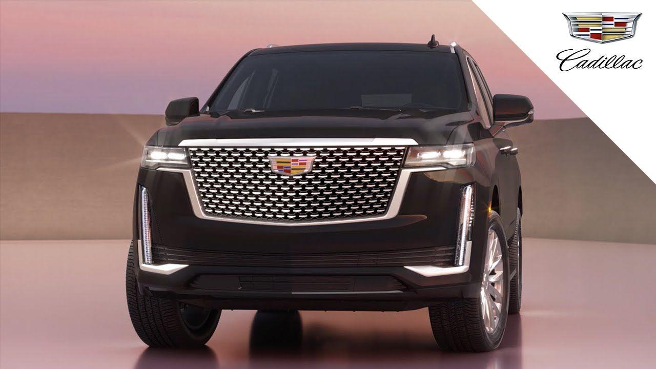 Pin On 2021 Cadillac Escalade And Esv
