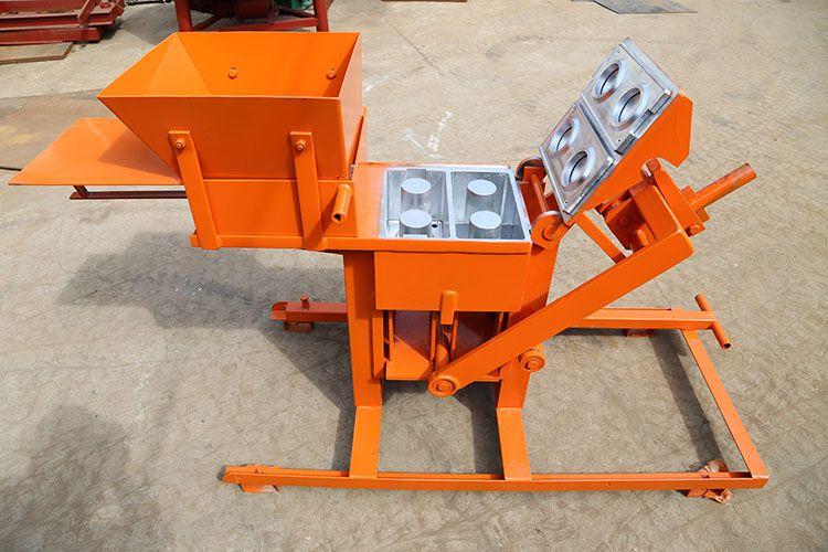 Vermeer Compressed Earth Block Machine : Qmr manual hand operated hydraform interlocking