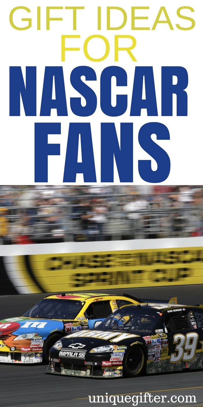 Gift Ideas For NASCAR Fans