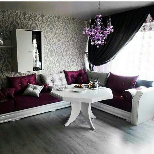 Nice.... | salon marocain | Salon marocain, Salon marocain moderne ...