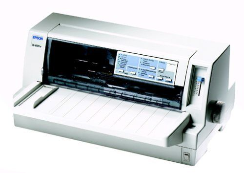 Epson Lq-680 Pro 24pin Narr 413cps Par Type B Dot Matrix by Epson - packing slip form