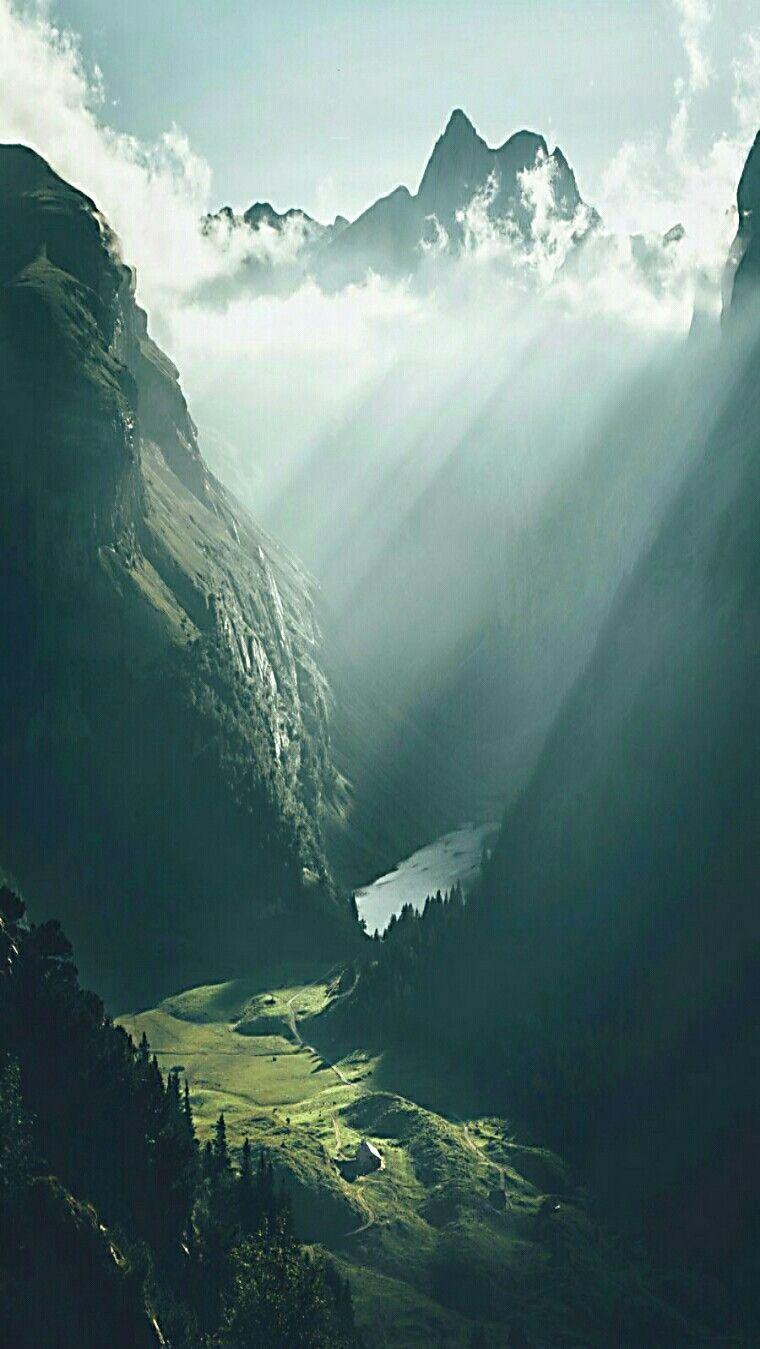 Bildresultat för cliff valley Nature photography