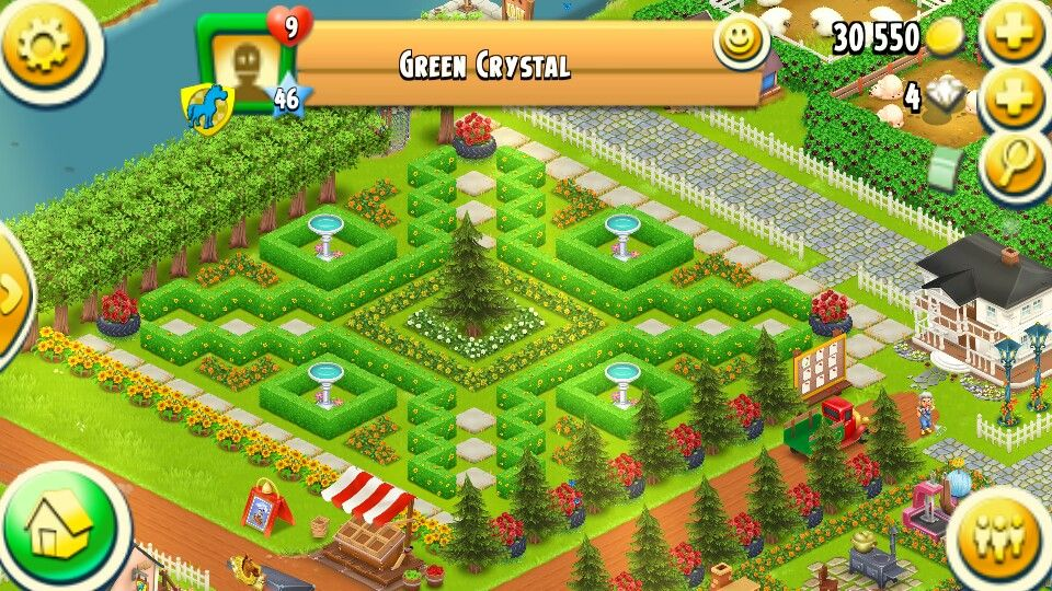 Hay Day Idea For Layout Hay Day Hay Day Farm Games
