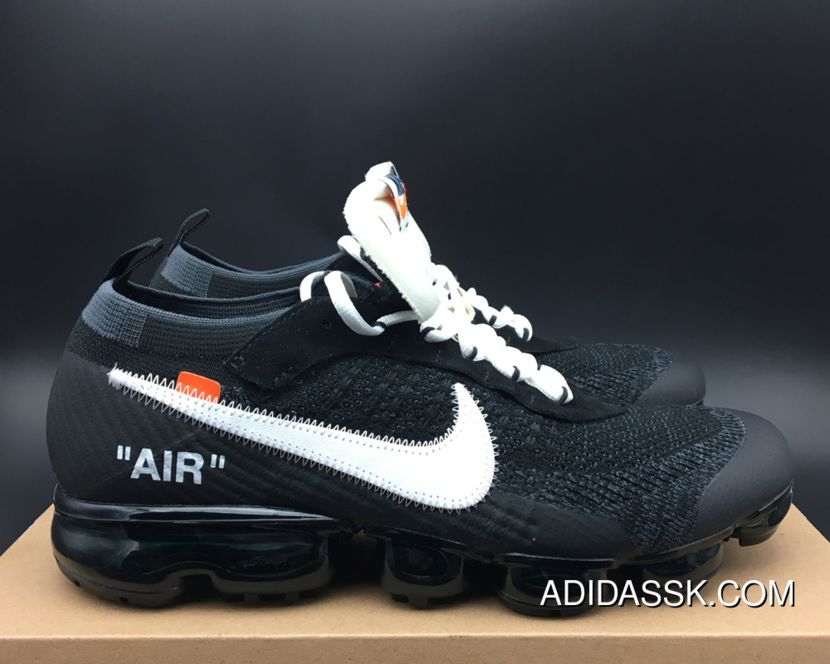 brand new 4f167 7cb3b New Year Deals Off-White X Nike Air VaporMax 10x Black White-Clear-White