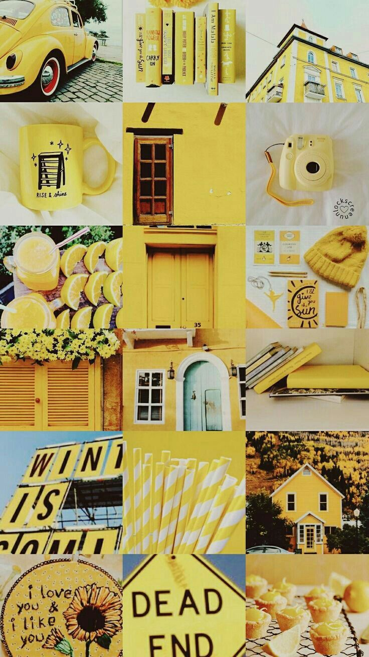 Lost in Icons in 2020 Yellow aesthetic pastel, Aesthetic