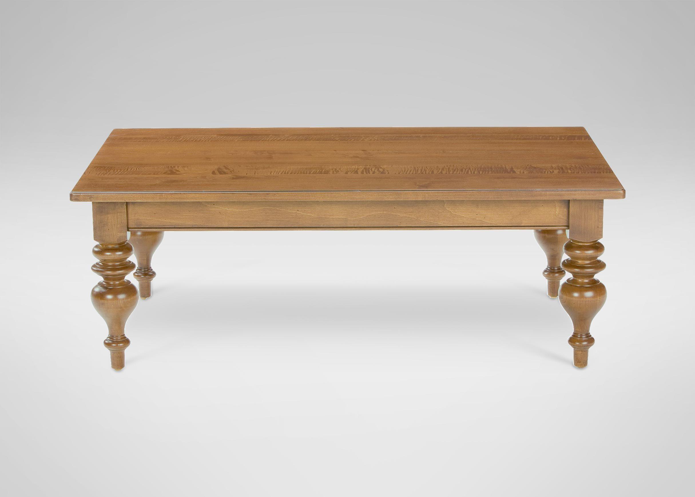 Turner Rectangular Coffee Table Ethan Allen Coffee Table