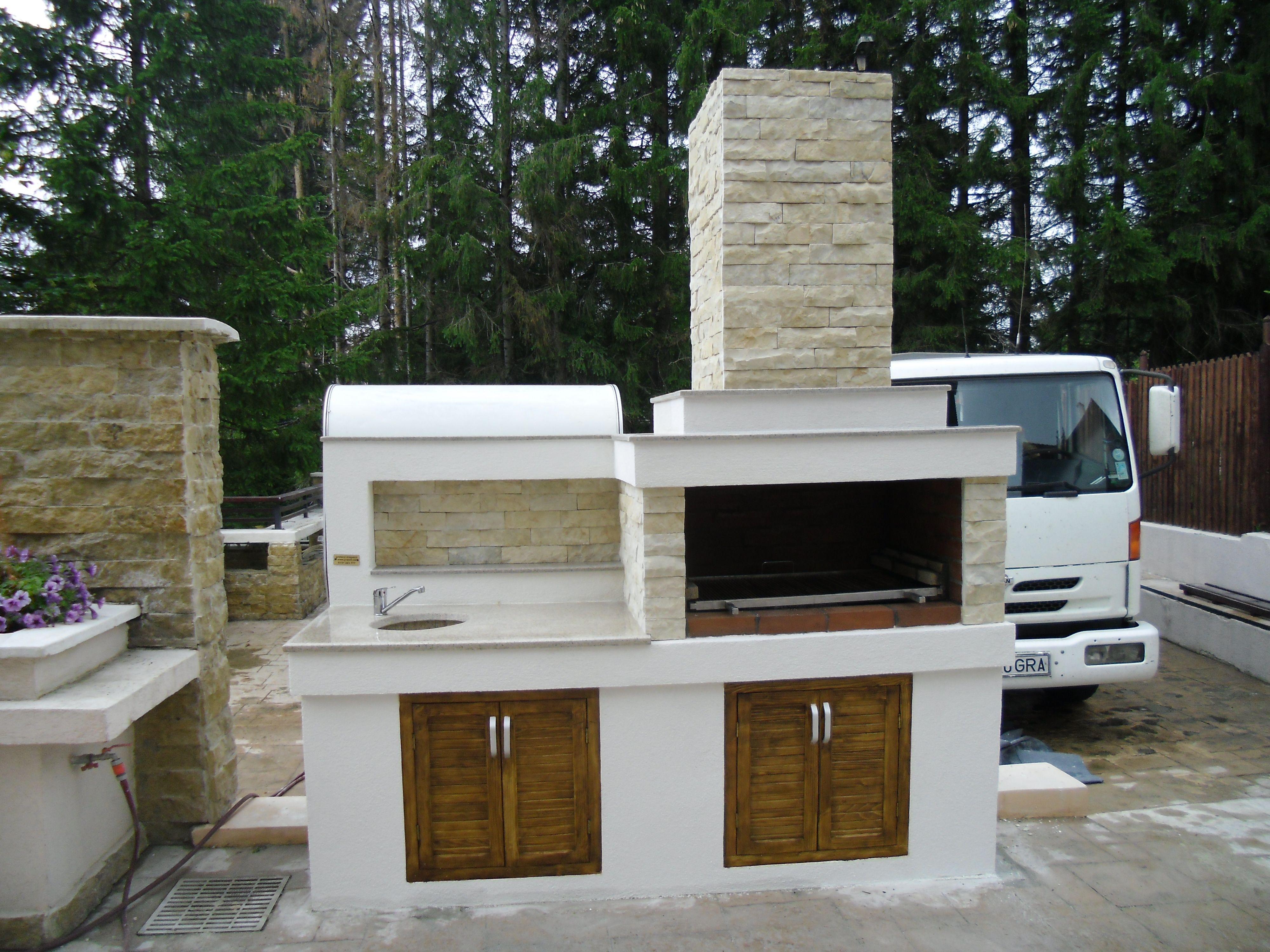 Gratare de gradina moderne gratarul dragomir visinescu for Gratare de gradina