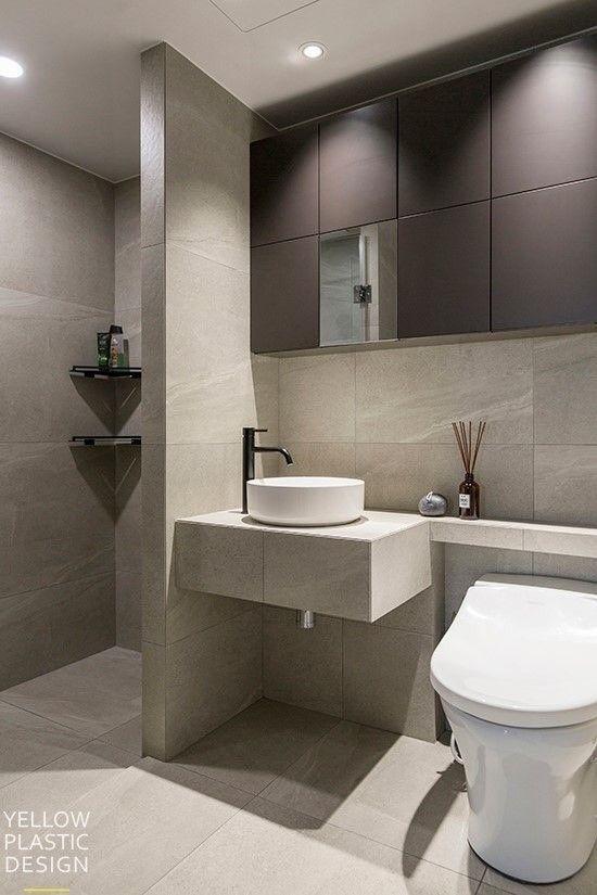 Photo of • 흔한 욕실 인테리어는 이제 NO!모던한 스타일의 모든것
