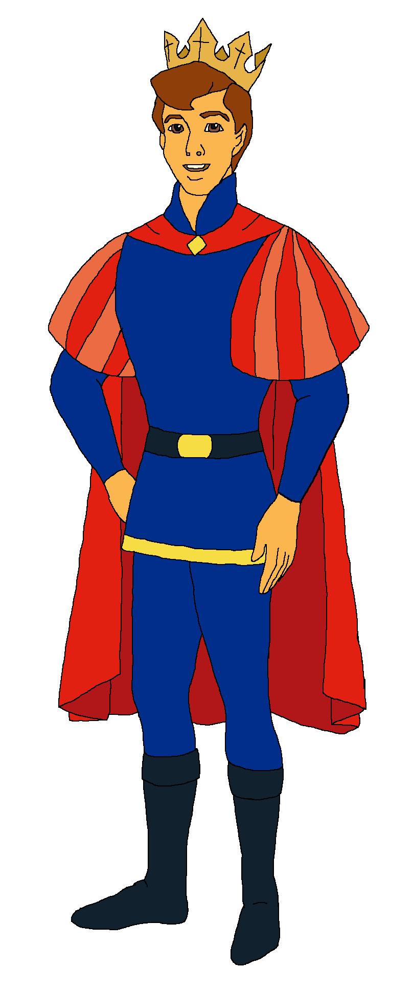 Cartoon Prince