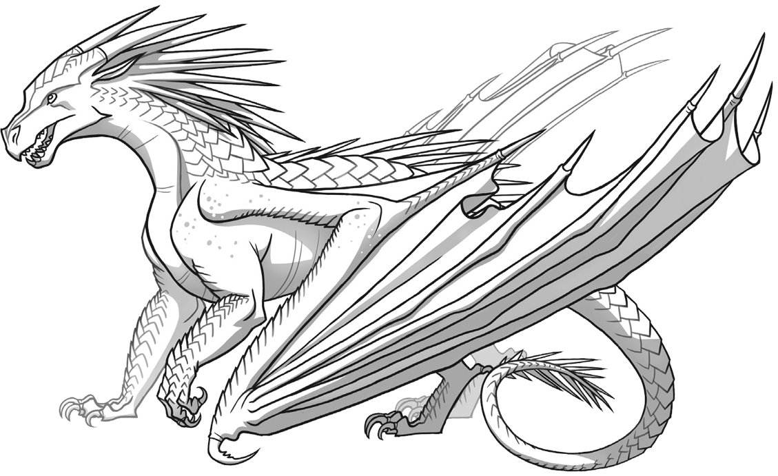 Wings of Fire Color Edits (COMPLETE) - Requests + Original ...