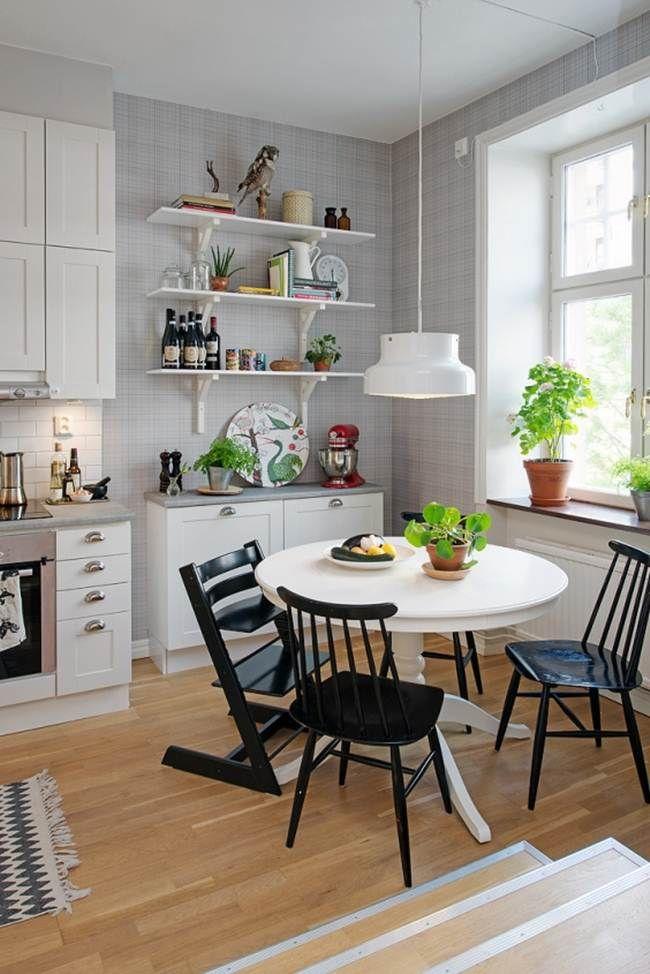 Cocina y comedor en uno | Cocinas | Pinterest | Cocina Comedor ...