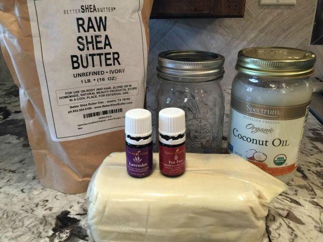 Homemade Essential Oils Cream For Dry Itchy Skin Essential Oils